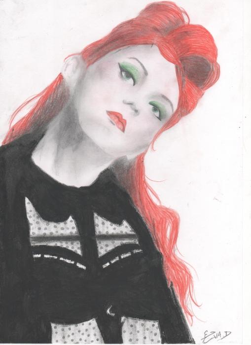 Anaïs Delva by MoiMozartienne